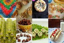 fun kid food ideas...