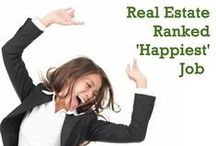 Real Estate Tips and Marketing / Real estate, home buying and selling tips, and home living. / by Hannah Shields