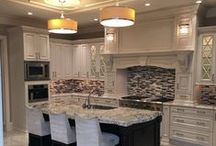 Classic Design takes a Contemporary Twist / Whole house remodel/expansion, extraordinary in all details!