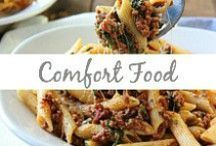 Comfort Food / Pasta, casseroles, hot dish, biscuits, gnocchi