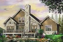 Canadian House Plans / This new collection features house plans designed to accommodate the widely diverse and beautiful four seasons of Canada. They are energy efficient and feature large outdoor living spaces like expansive porches and decks. We offer a variety of home designs to accommodate your preference for countryside, waterfront or city living for every lifestyle, budget and location including contemporary designs, craftsman and waterfront homes. http://www.thehousedesigners.com/canadian-house-plans/ / by Best-Selling House Plans