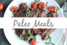 Paleo Meals / Paleo recipes, Whole30