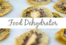 Food Dehydrator / Food dehydrator, dried fruit, dehydrated snacks