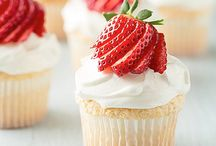 cakes & cupcakes / Recipes, decorating ideas, tutorials