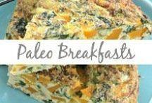 Paleo Breakfasts / Paleo breakfasts, grain-free breads