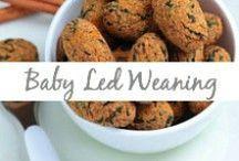 Baby Led Weaning / BLW, baby led weaning recipes