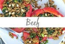 Beef / Beef meals, steak
