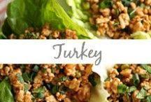Turkey / Turkey meals, turkey dinners