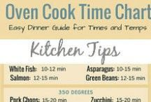 Kitchen Tips / Kitchen tips, cooking, meal prep, food storage, grocery budget, cleaning