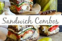 Sandwich Combos / Sandwiches, panini, grilled cheese