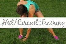 HIIT/Circuit Training / Fitness, workouts, HIIT, Tabata