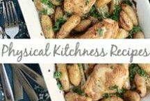 Physical Kitchness Recipes / paleo, whole30, healthy, vegan, gluten free, easy meals