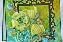 Craft Hoarders Anonymous / Projects created for the Hoarders challenge and the Hoarders Hop.