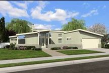 Small Contemporary Homes / Looking for a small contemporary home? The House Designers offers a collection of  Small House Plans - homes 2,000 s.f and under with the option to search only modern and contemporary style homes. Having trouble finding the perfect small contemporary home? Call 866-214-2242. http://www.thehousedesigners.com/small-house-plans.asp  / by Best-Selling House Plans