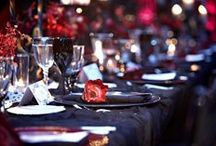 """Gothic Chic Wedding 