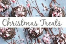 Christmas Treats / Cookies, fudge, peppermint, gingerbread, chocolate, candy, truffles