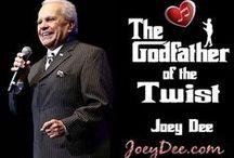 "Joey Dee /  Joey Dee & The Starliters - JoeyDee.com - ""Godfather of The Twist"""