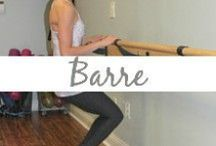 Barre / Barre Workouts, Abs, Thighs, Butt, Core