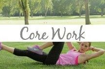 Core Work / Ab exercises, core, stomach, fitness