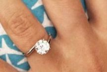 11 Best Celebrity Engagement Rings / Celebrity engagement rings have only got bigger and sparklier recently. Here are the 11 best celeb rocks ones we love! And of course their gorgeous lookalike rings for you to be smitten with.