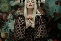 Art photography / Fine art photography and art inspiration featuring editorials, creative fashion shoots.