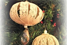 Christmas / Christmas decorations, ornaments, wrappings