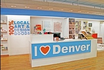 Denver Shopping / Whether you're looking for boutiques featuring Colorado, artist-made crafts, gear to outfit your outdoor adventures or designer jeans, Denver shopping has it all! / by VISIT DENVER