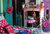 Indoor Living Wonder / recipes for flashing up my casa!