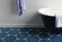 bath ideas / by Lynne Rasmussen