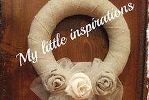 Crafts - My Little Inspirations / Shabby, vintage, coastal style crafts and more. detailed tutorials.