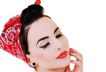 Pin up - Glamourpuss - Bombshell / I really shoulda been born in the 50s....