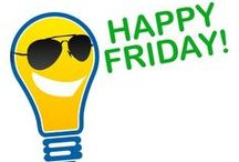 TGIF! / We love Friday's at BulbAmerica! Do you?