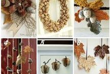 Autumn / Autumn images and crafts