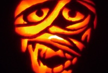 Jack-o-lanterns and Carved Pumpkins / Amazing talent and creativity