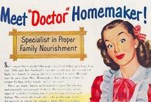 Vintage Ads/Signs