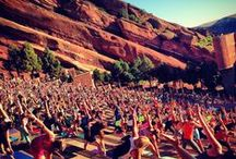 Denver Fitness & Active Vacation Ideas / Take a fitness vacation in Denver! From gymnastics gyms to exciting running races to outdoor yoga, Denver's fitness scene is on point. Bike, run, climb, hike; we do it all! / by VISIT DENVER