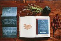 lettering & stationary / by Bambi Elizabeth