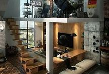 A Good Place To Live / Architecture / Interiors / Living Solutions & Other