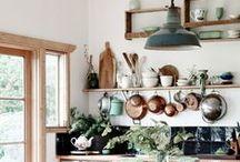 kitchen / by Bambi Elizabeth