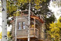 treehouse / by Bambi Elizabeth