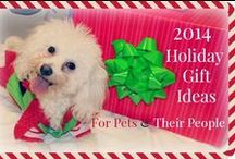 2014 Holiday Gift Guide for Pets and their People