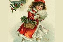 New Year greetings cards and images / Vintage and modern new Year greeting cards