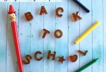 Back to school / Back to school crafts