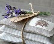 Lavender sachets / Lavender sachets projects