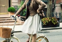Covington/Mainstrasse Tweed Ride / Ideas for a Vintage Bike Ride in the fall