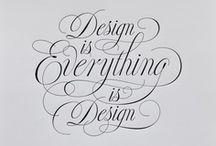 Graphic Design  / by Lindsey Flenner
