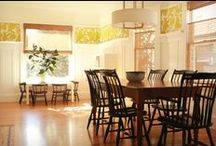 Dining Rooms / by Lane McNab Interiors