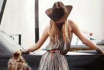 Style / if i could have all these looks in my closet I would!  / by Elizabeth Story Shahan