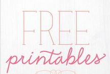 printables / by Jennifer Pauga
