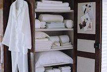 Organization / by Lane McNab Interiors